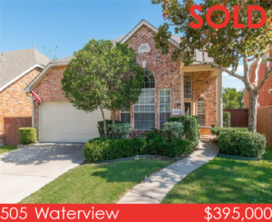 Olga McLemore Solds 505 Waterview