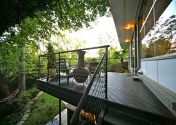7306 Walling deck post