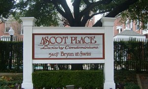 Ascot Place