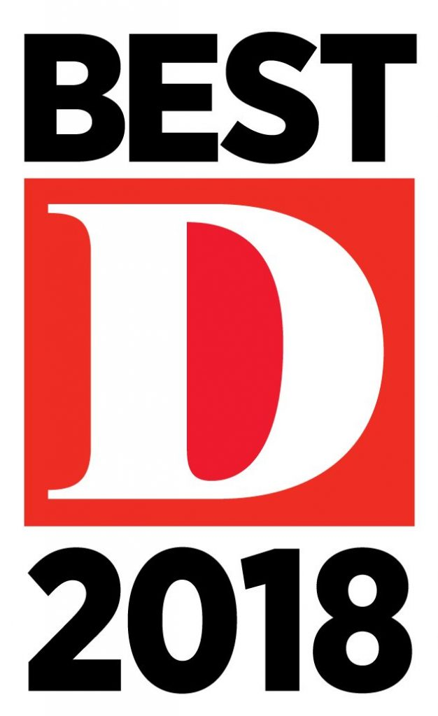 Best Real Estate Agent Bill Griffin D Magazine 2018