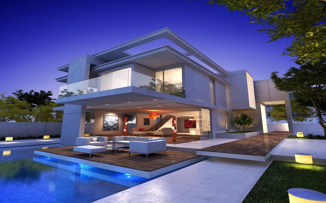 Luxury contemporary homes in dallas bill griffin real estate for Modern design houses for sale