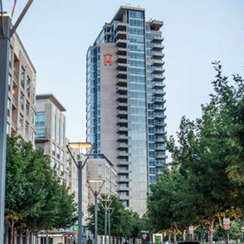 Dallas High Rises By Building Is A Guide To The Best That