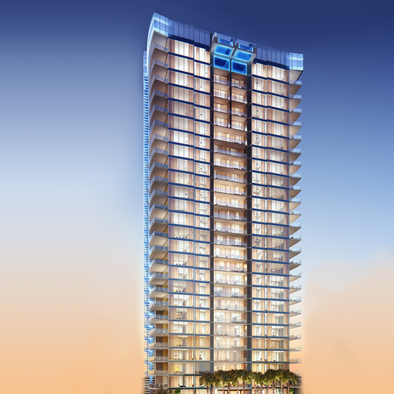 Bleu Ciel Is A 33 Story High Rise In The Heart Of Dallasu0027 Vibrant Harwood  District Scheduled To Be Completed In 2016. Bleu Ciel Is A Modern And  Elegant ...