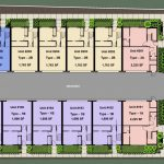 Melrose Heights site plan